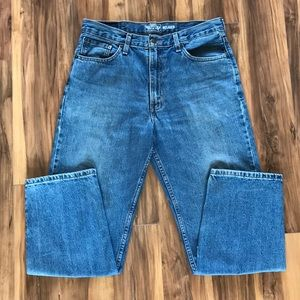 Levi's Mens Signature Relaxed Fit Jeans
